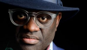 Alain Mabanckou. Photo © Hermance Triay, courtesy of The New Press.